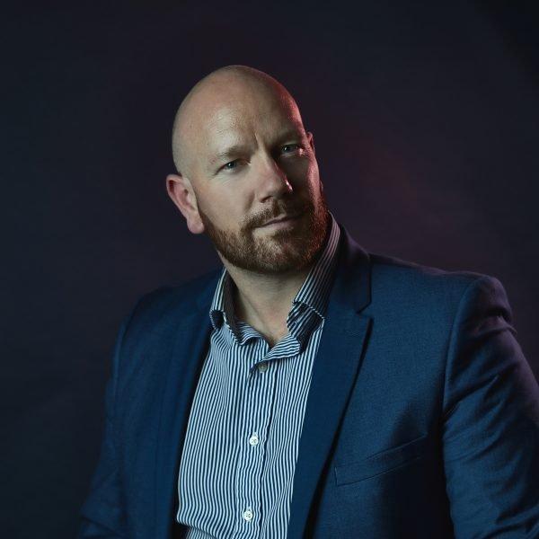 Professional Corporate Headshots - Jon Covey