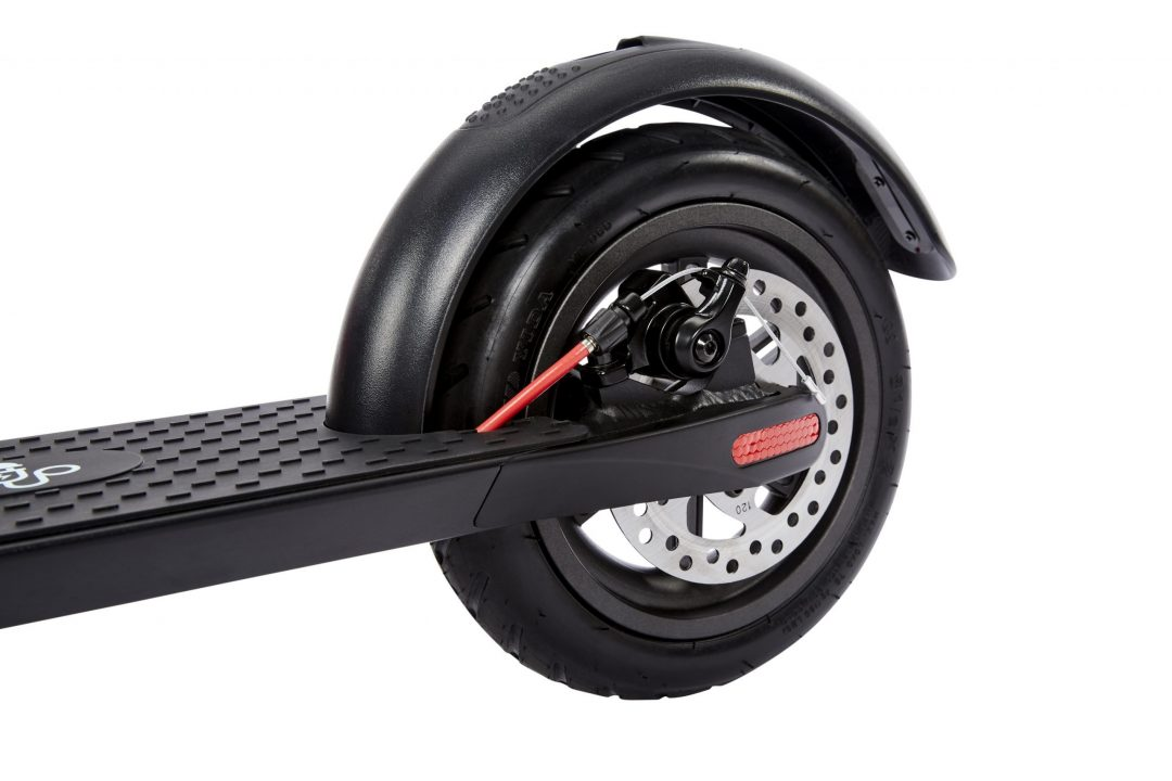 White Background E-Commerce Photography - Scooter