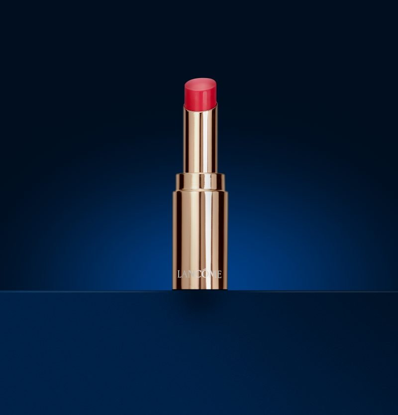 Creative Product Photography - Lancôme lipstick