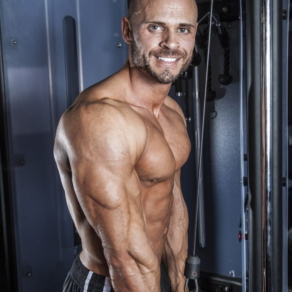 Titan Fitness - Personal Trainer Photography