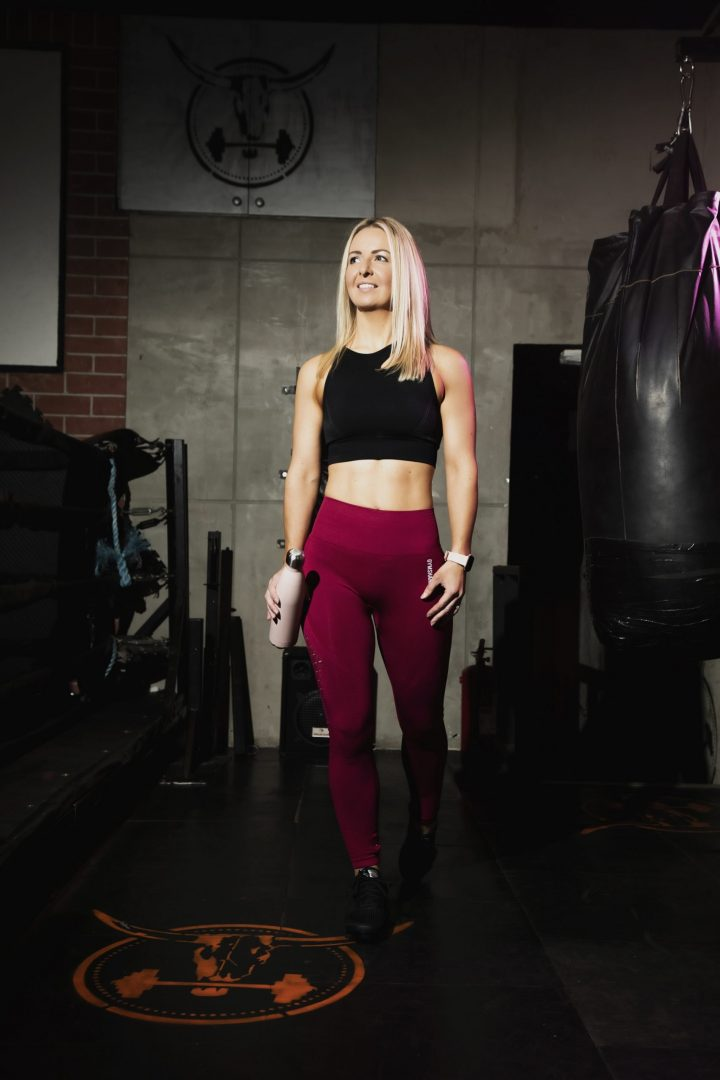 Personal Trainer Photography - Grace Moorhouse