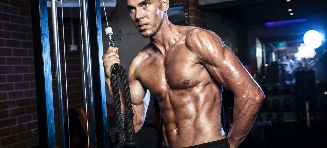Personal Trainer Fitness Photography