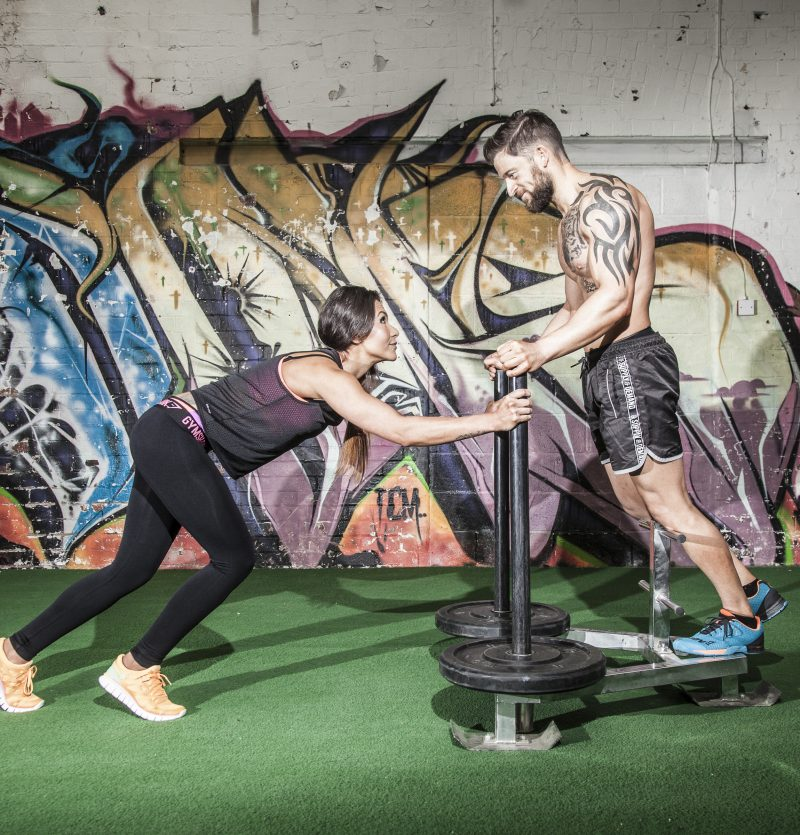 Personal Trainer - Fitness Photography