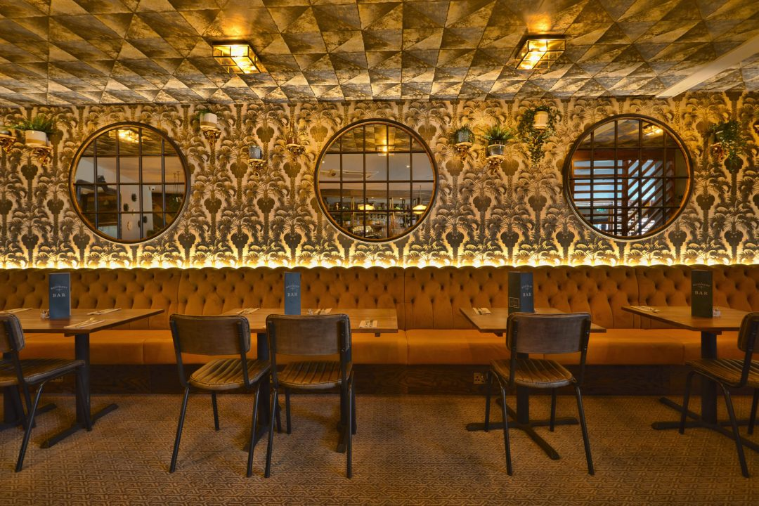 The Refinery - Restaurant Photography