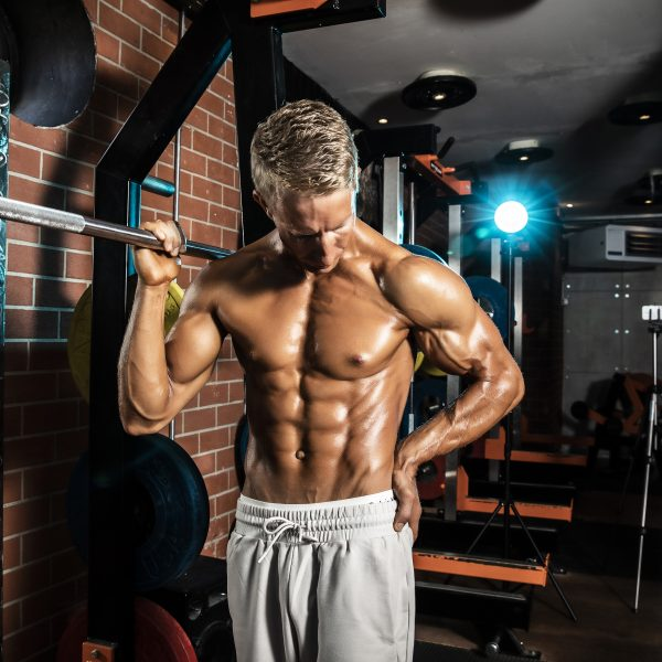 Personal Trainer Fitness Photography - Dale Turner