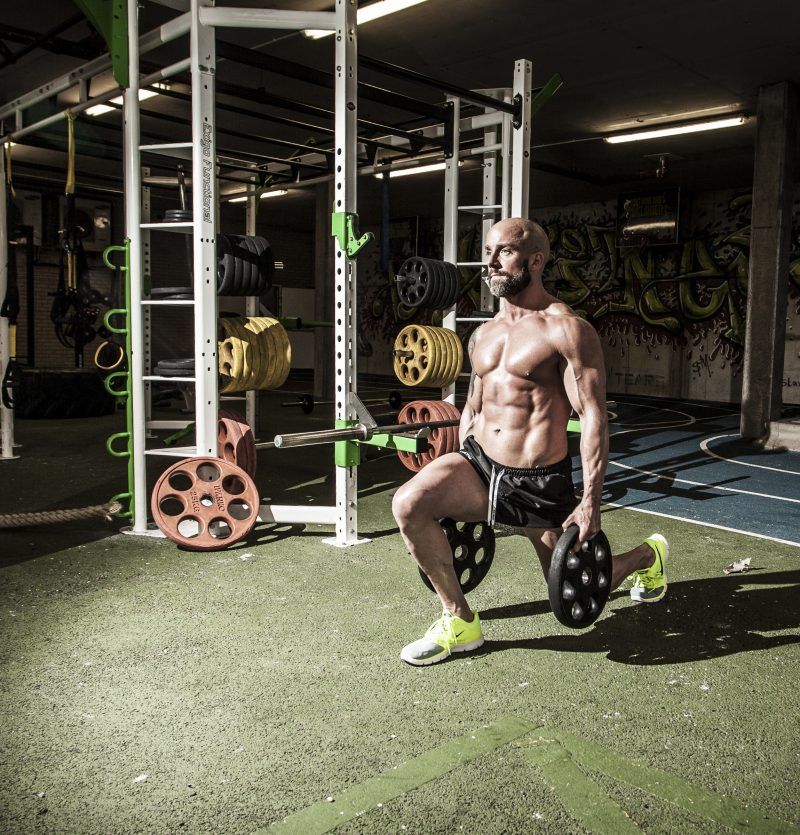 Personal Trainer Fitness Photography - Lee Freeman