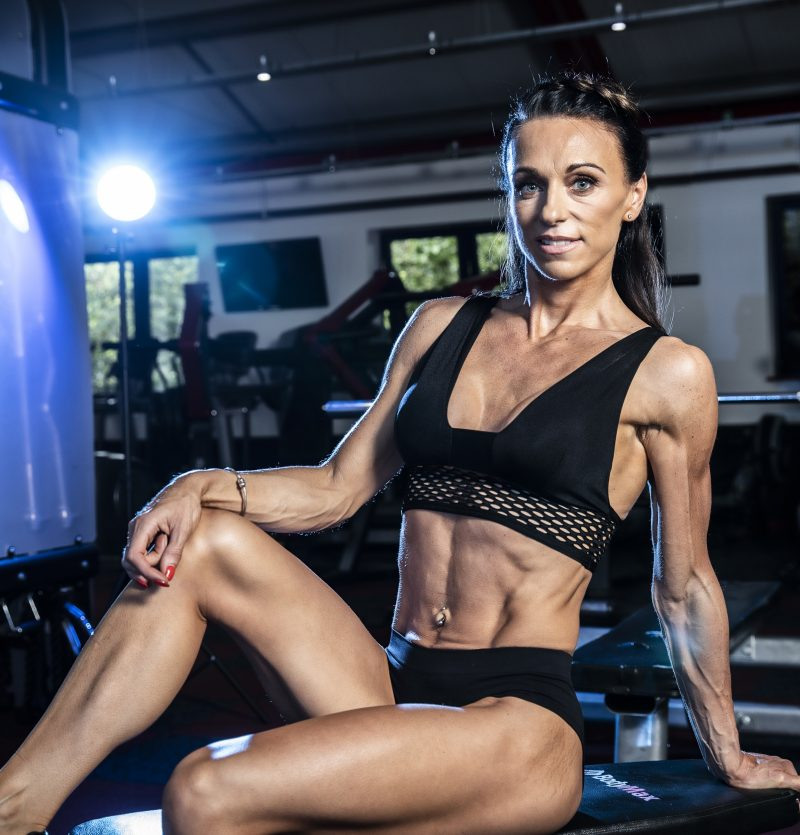 Female Fitness Photography - Cath Sanders