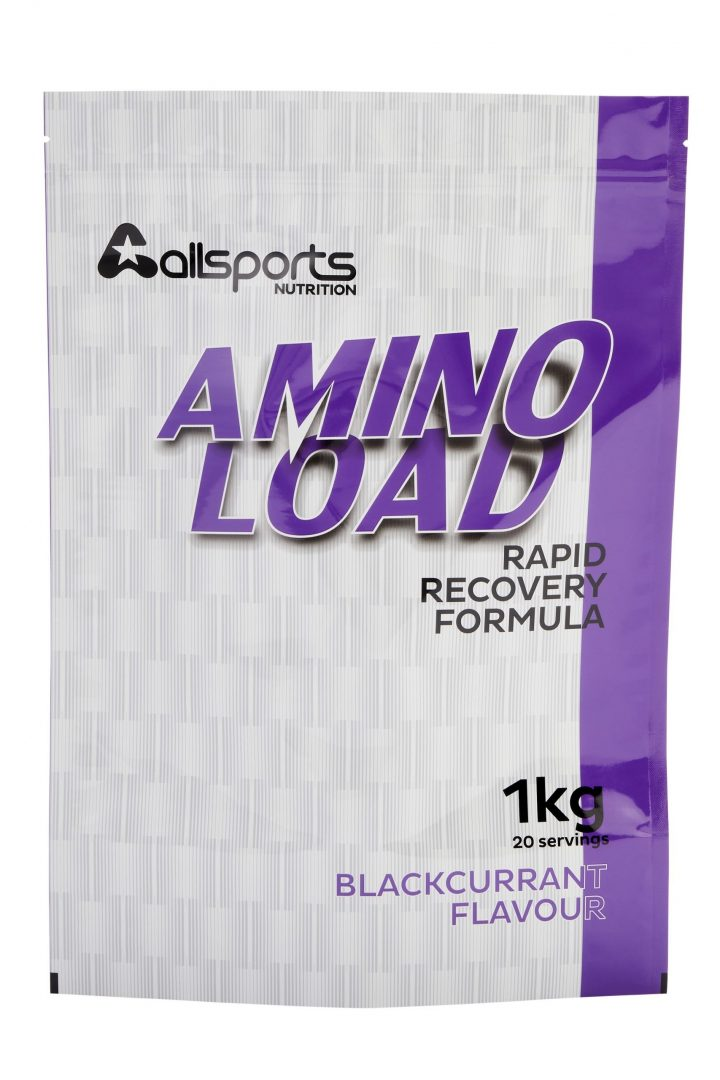 Allsports Nutrition Packshot Product Photography