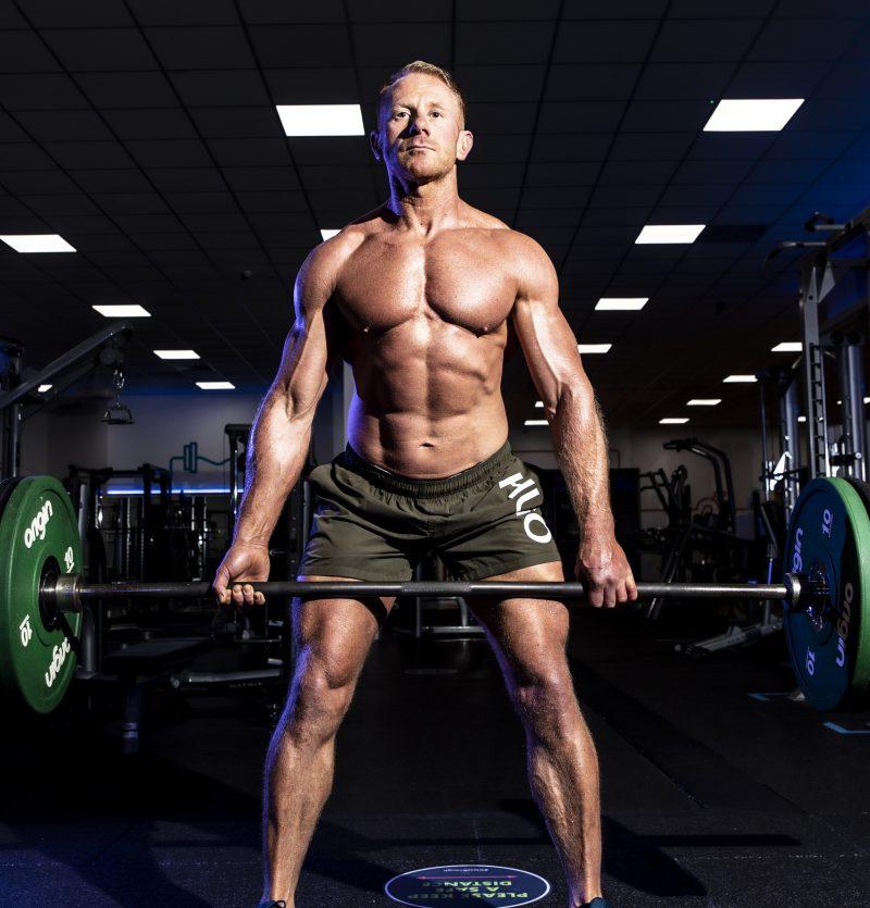 Nick Platt Personal trainer Photography