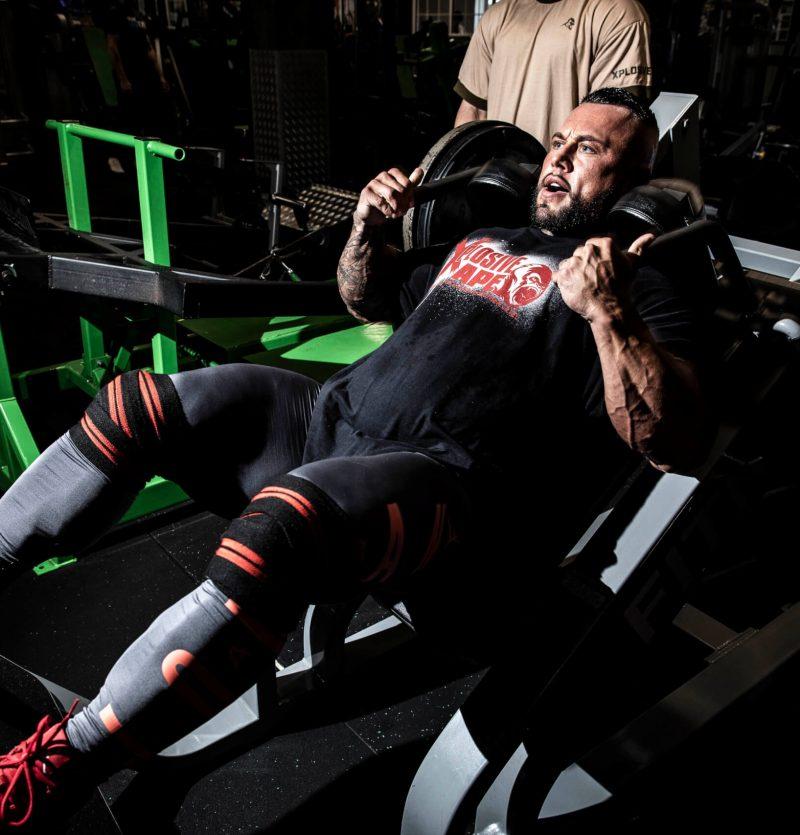 Off Season Fitness Photography Rob Bowman