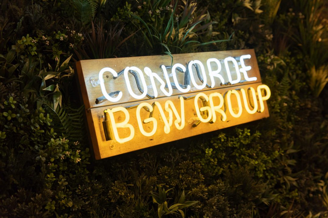 Concorde BGW - Interior Photography
