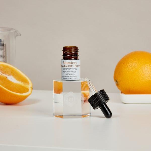Rebecca Elsdon Advanced Skin - Product Photography