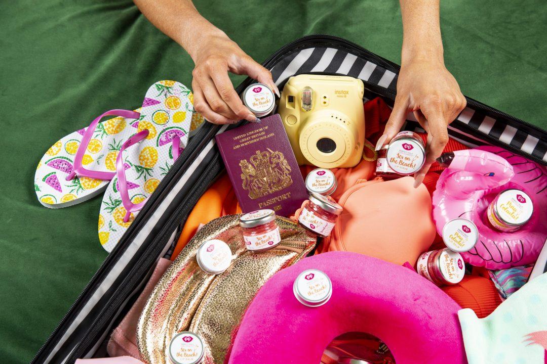 Product Photography - Pura Cosmetics