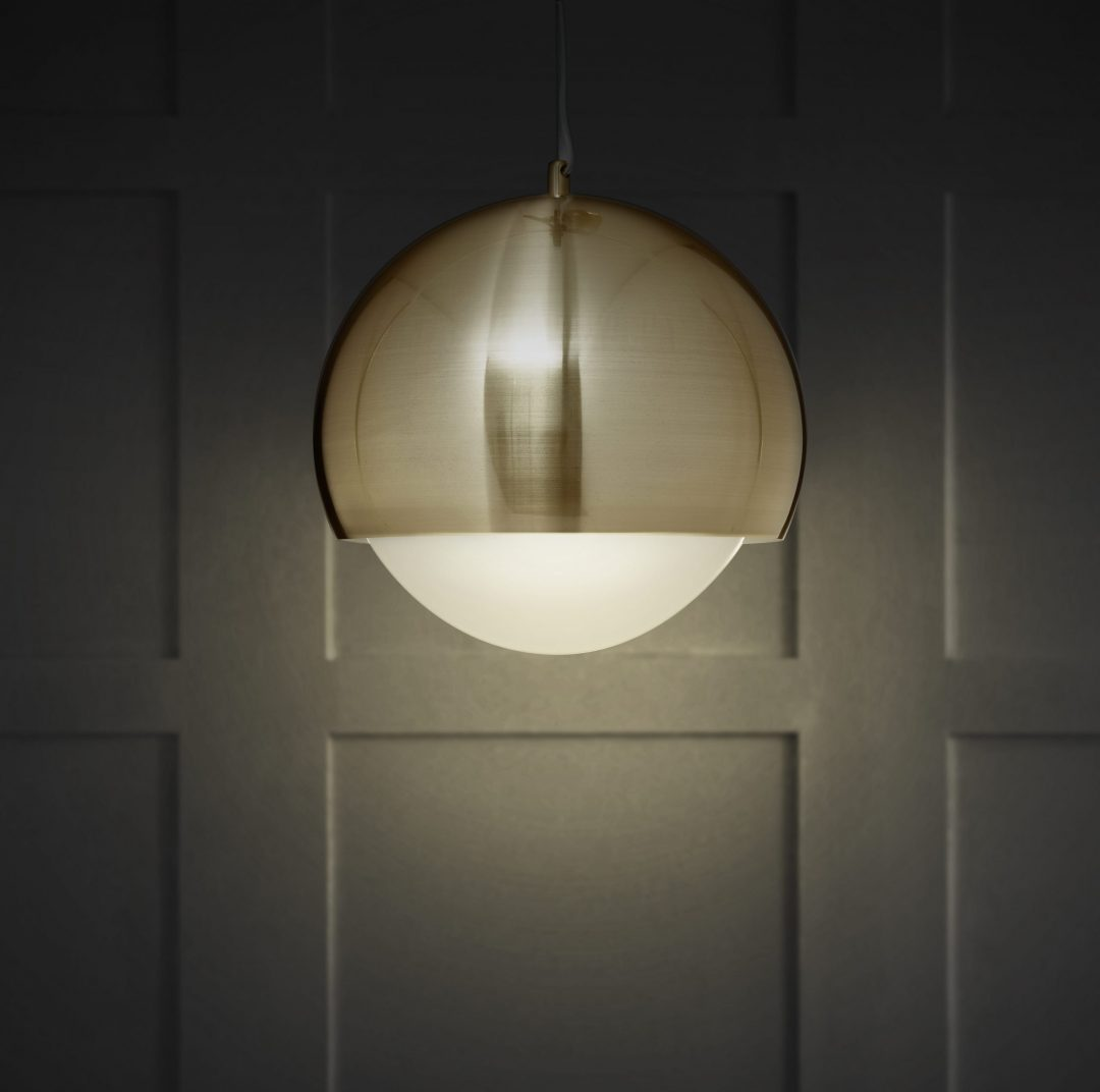 Homeware Lighting Product Photography