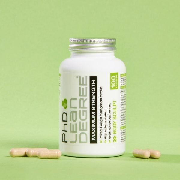 PhD Nutrition Supplement Product Photography