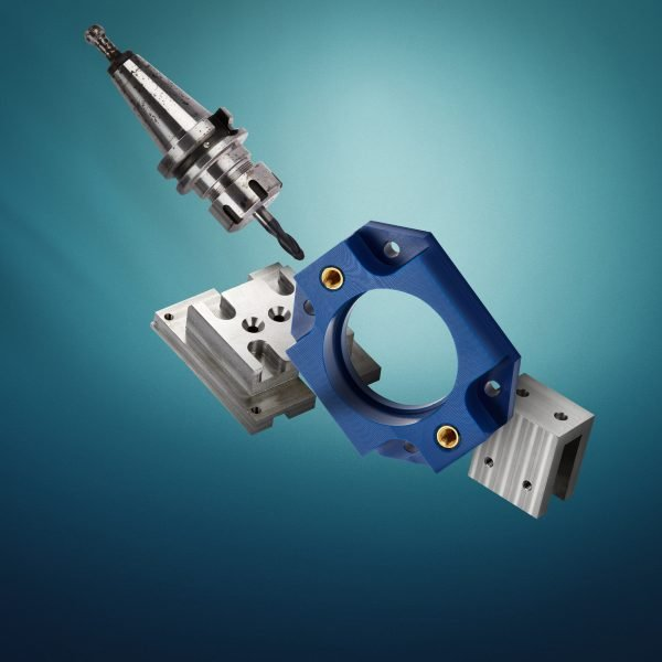 Plastic Precision Engineering Product Photography