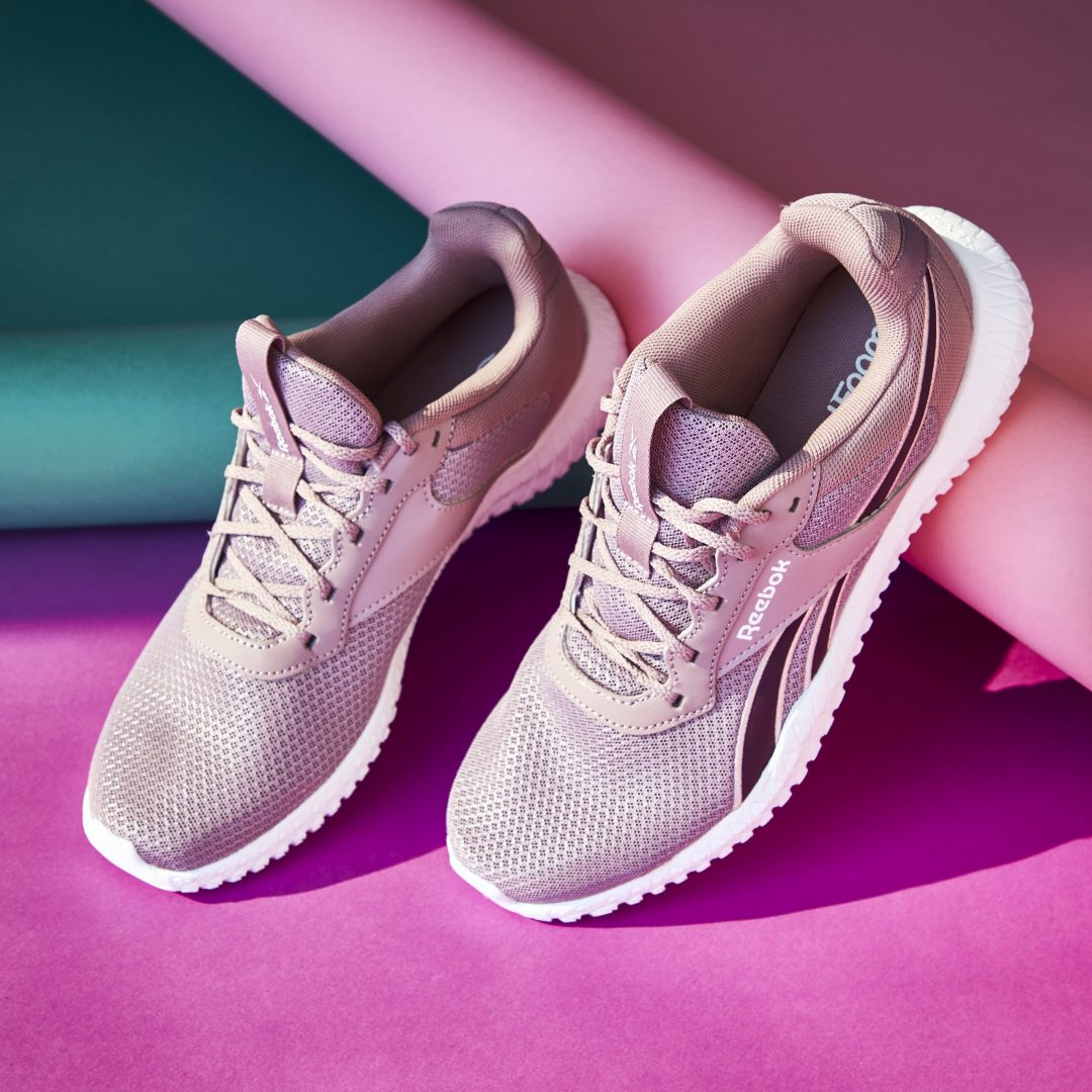 Reebok Trainers - Sports Product Photography