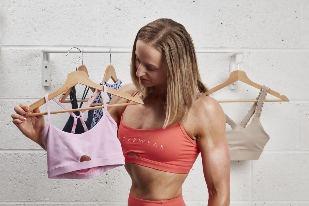 Fitness Product Photography Collette