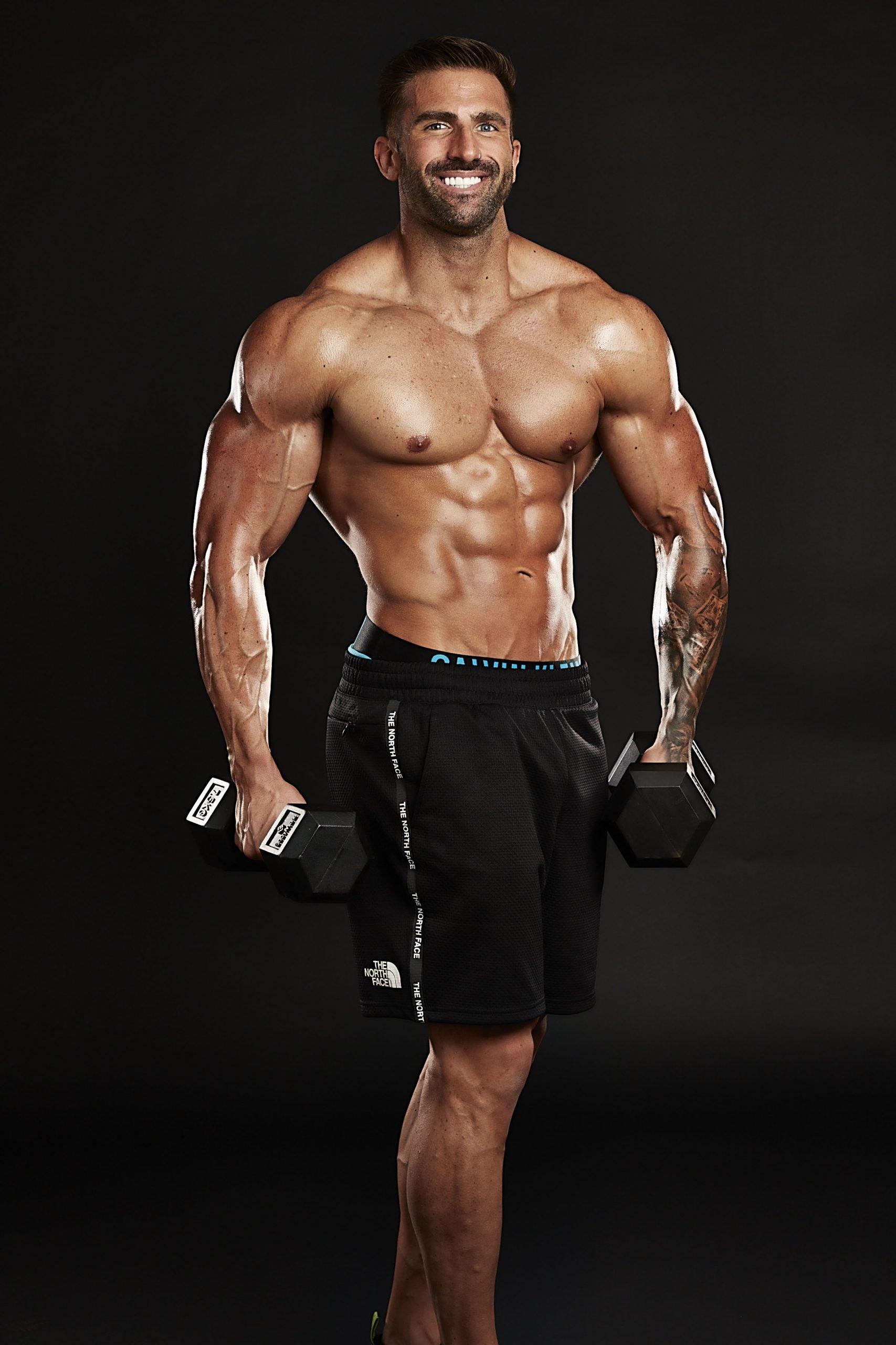 Jovan Fitness Photography