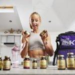 Solgar Fitness Product Shoot